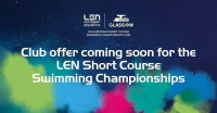 Exclusive Online Ticket Offer for LEN European Short Course Championships