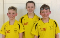 Swimmers secure Scottish National Age Group times!!