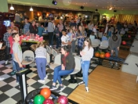 Good fun at 10-pin Bowling evening